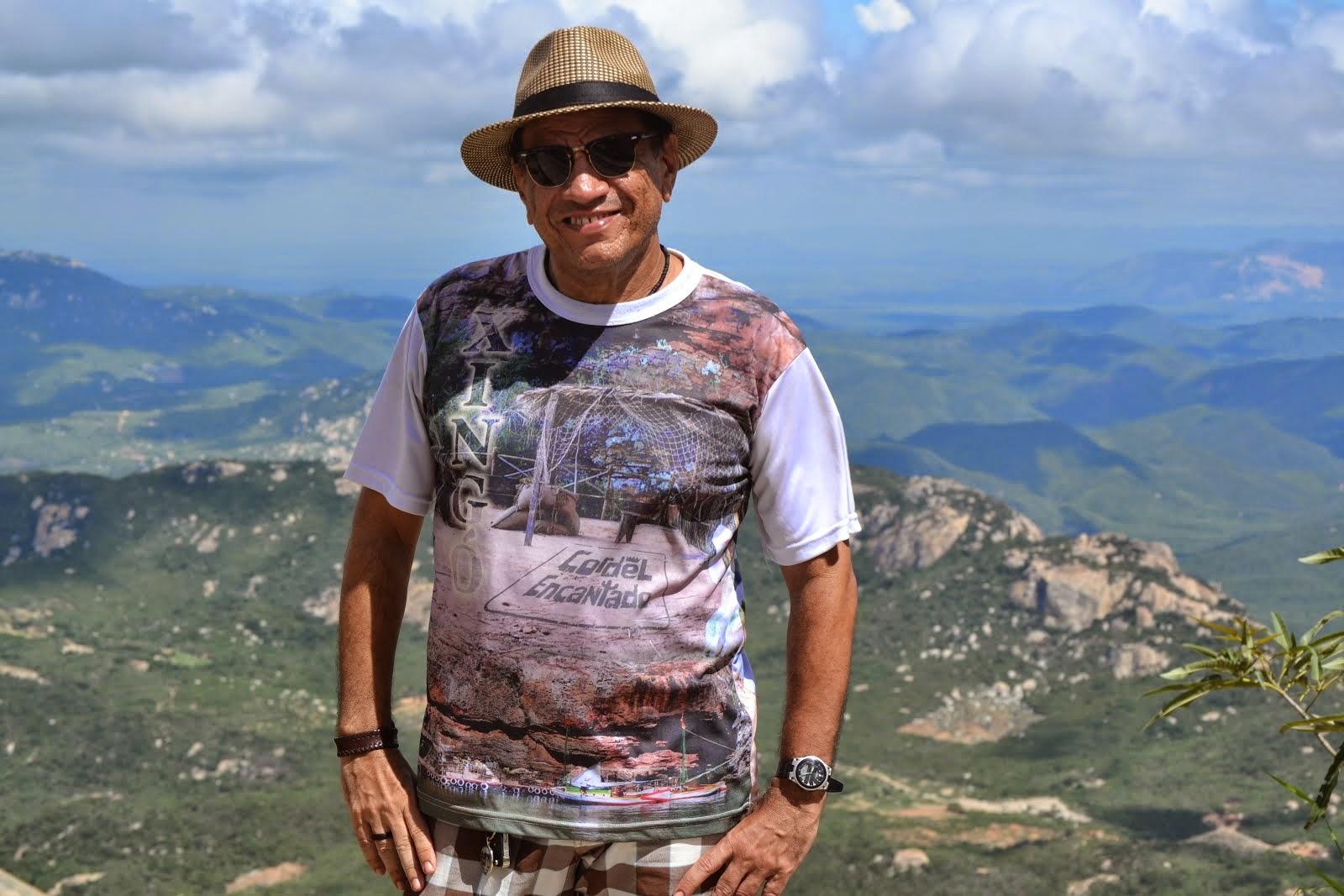 Pico do Jabre (PB) Cordilheira da Borborema Paraibana