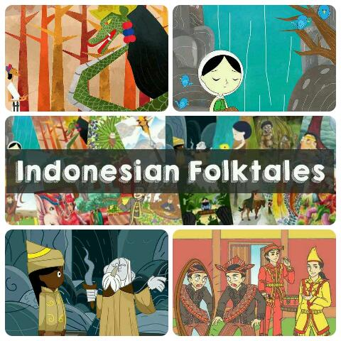Read Folktales from Around Indonesia