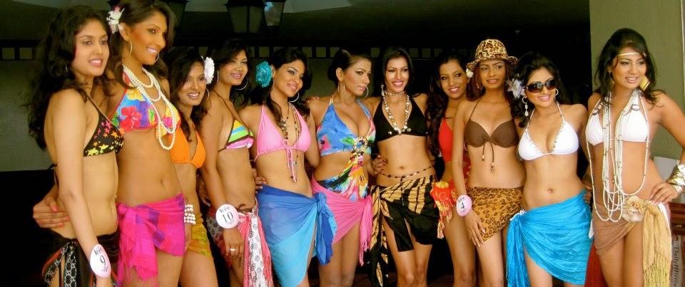 Deena Tissera bikini models sl