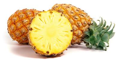 Recettes Fruits-Fondant ananas coco