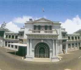 Tamil Nadu Secretariat Building