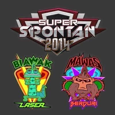 Tonton Super Spontan 2014 Full Episode