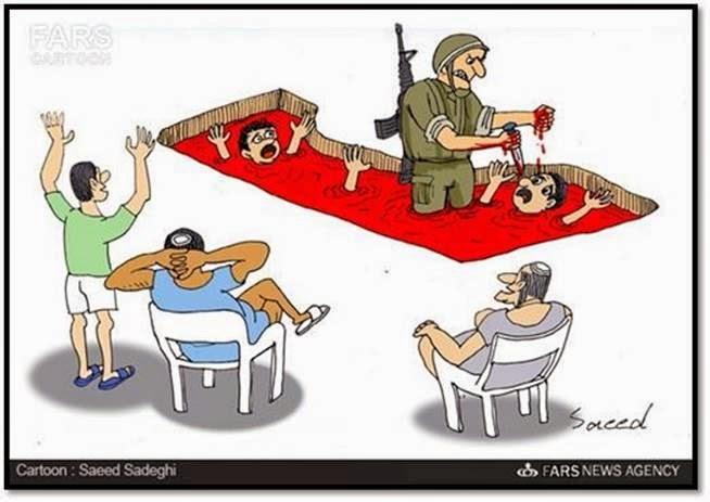 Image result for Syria seizes US, Zio-Nazi arms CARTOON