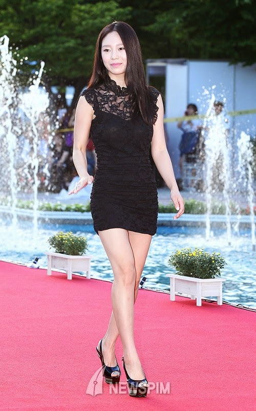 Park Ji-soo at the 17th Puchon International Fantastic Film Festival