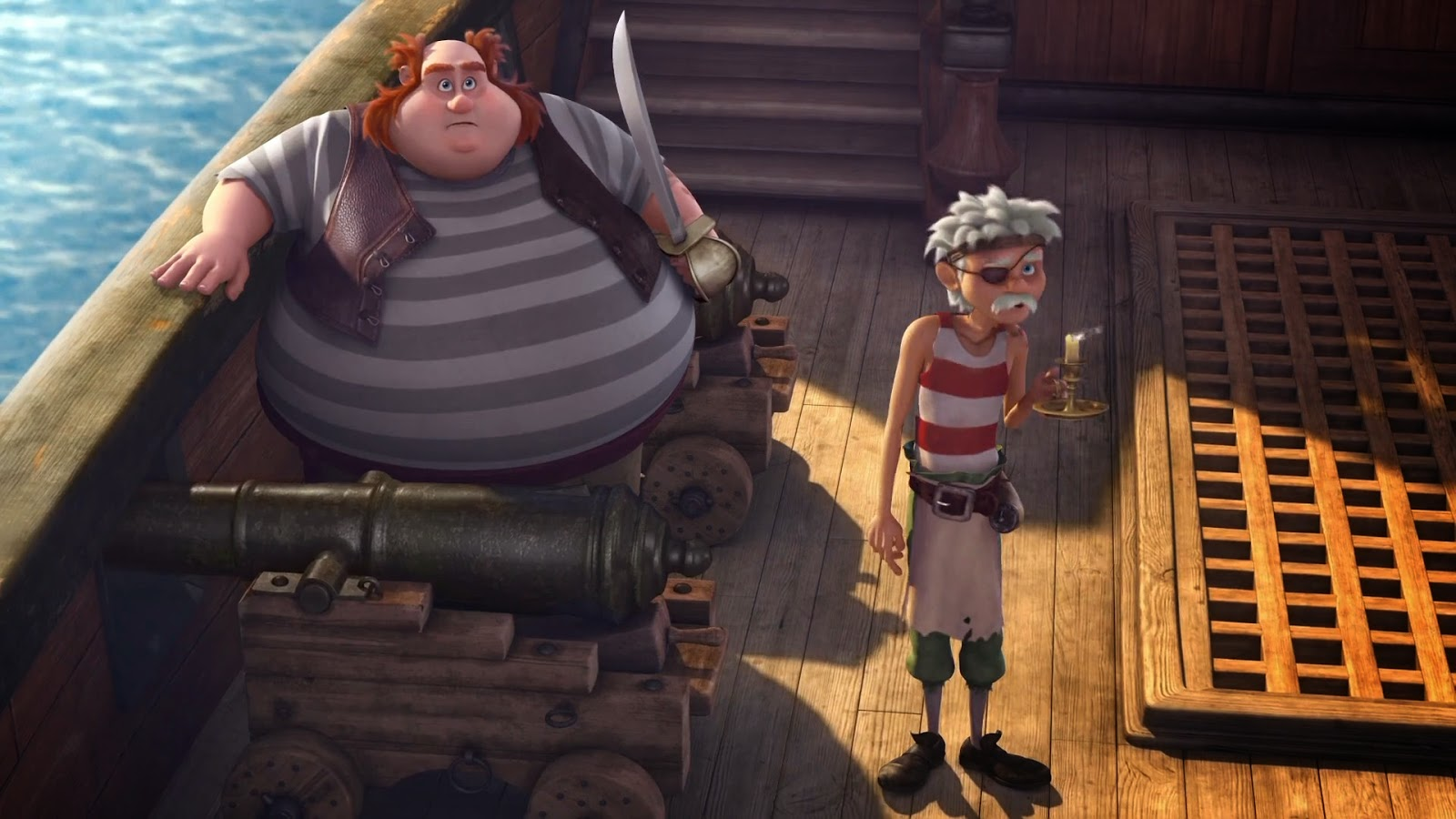 Tinker Bell And The Pirate Fairy (2014) S4 s Tinker Bell And The Pirate Fairy (2014)