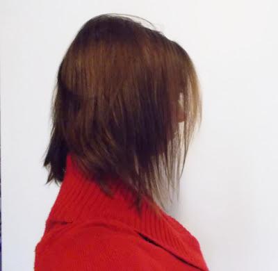 cheveux lousses