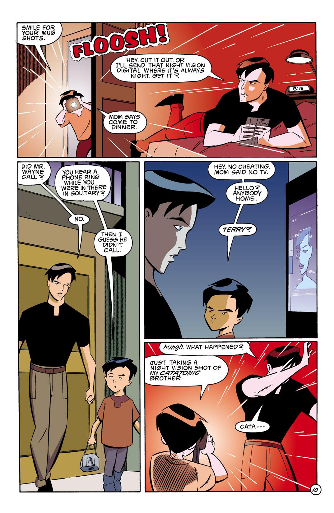 Batman Beyond [II] Issue #1 #1 - English 11