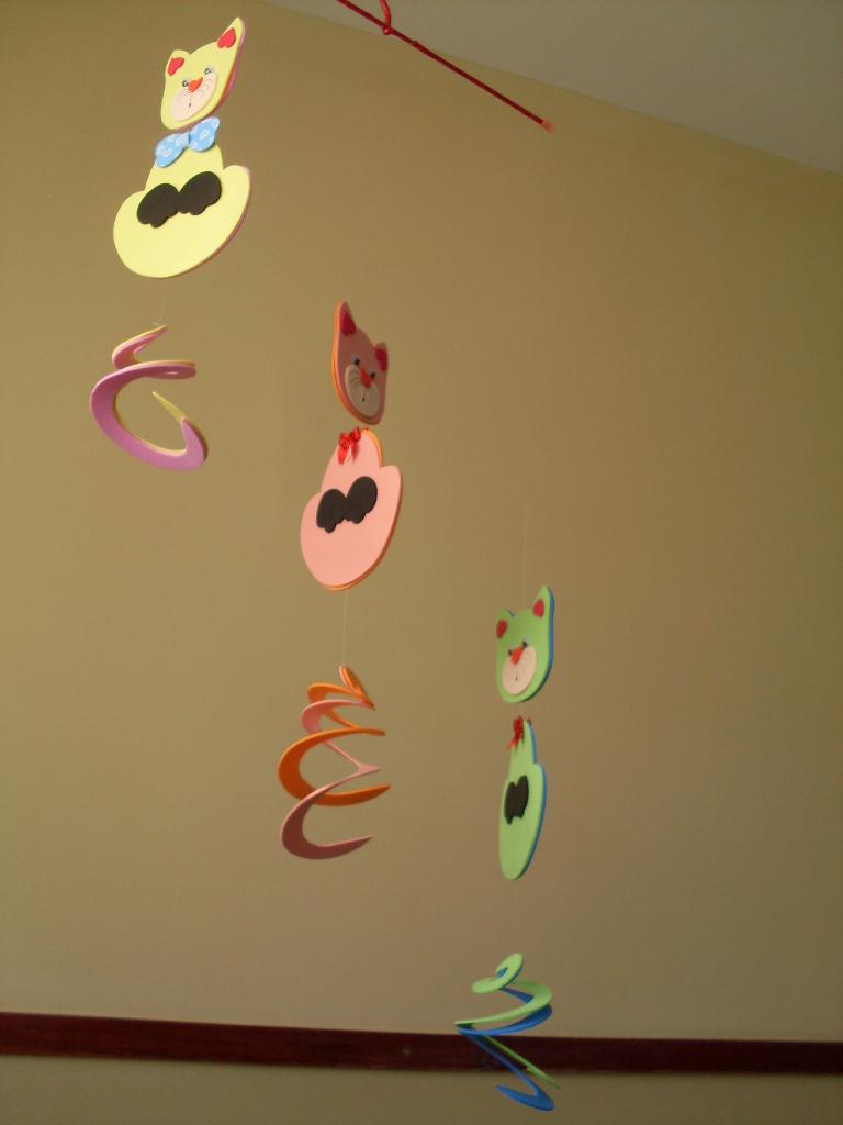 Como Decorar Uma Sala De Aula Infantil Enfeites Para Sala De Aula  -> Modelo De Painel Com Animais Facil De Fazer Em Eva Para Enfeitar Sala De Becario