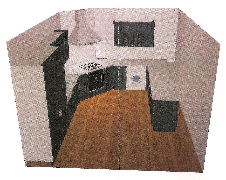 L 39 ile aux creations modele de cuisine londres for Modele plan cuisine