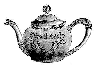 stock teapot image