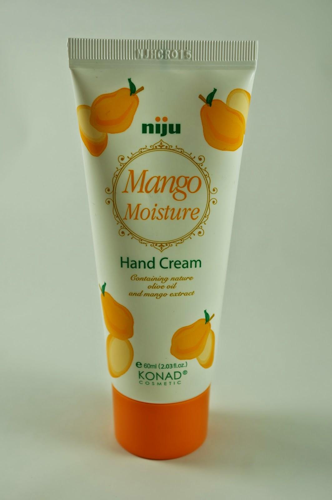 Memebox Scentbox #5 Tropical Fruits Unboxing Review KONAD niju Mango Moisture Hand Cream