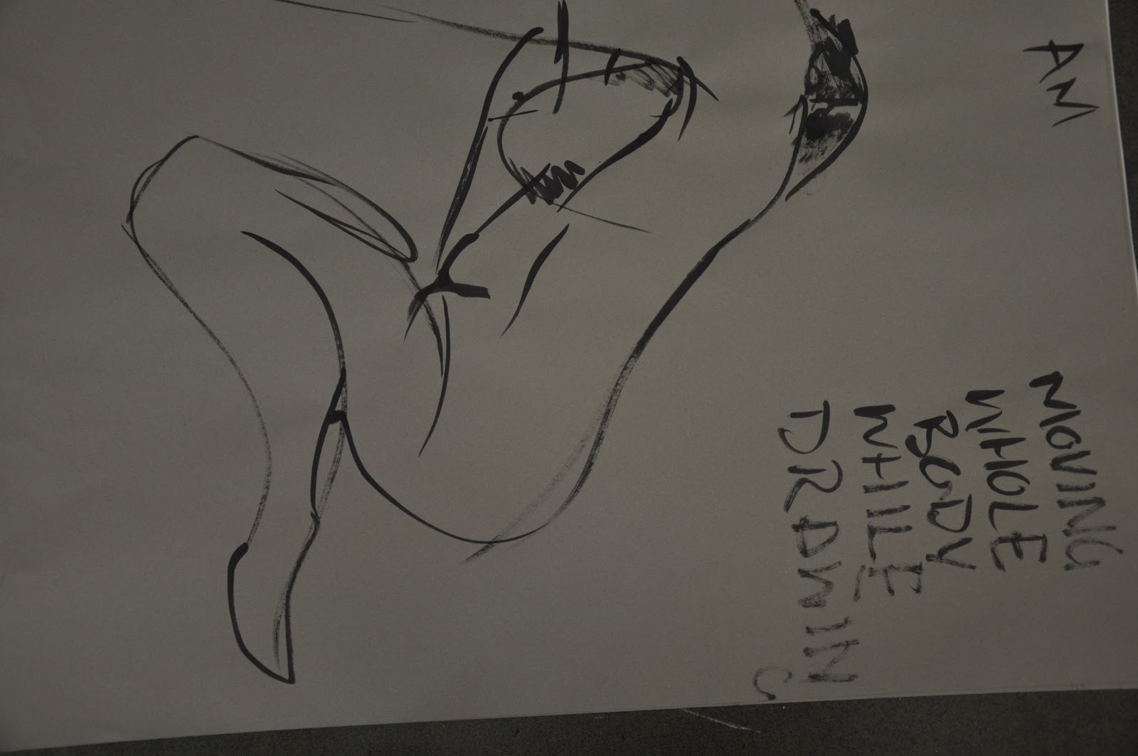 Drawing Lines Meaning : Aaron rm foundation life drawing day the nude shy and loud