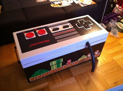 NES Controller Coffee Table Seen On www.coolpicturegallery.us