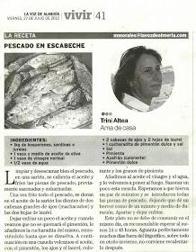 La Voz de Almería 27 Julio 2012