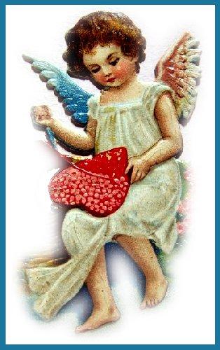 valentine angel clipart - photo #10