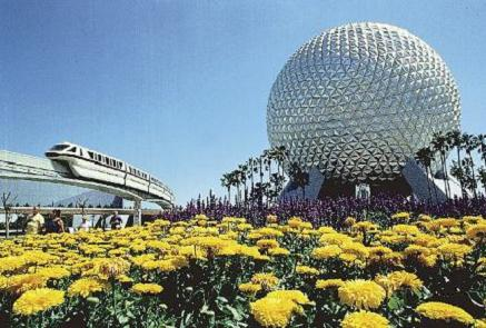 Disney Avenue: A Journey Back to EPCOT Center of 1983