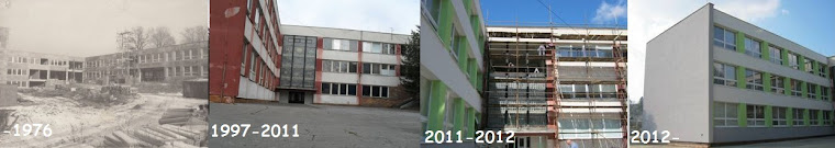 Úpravy budovy našej školy