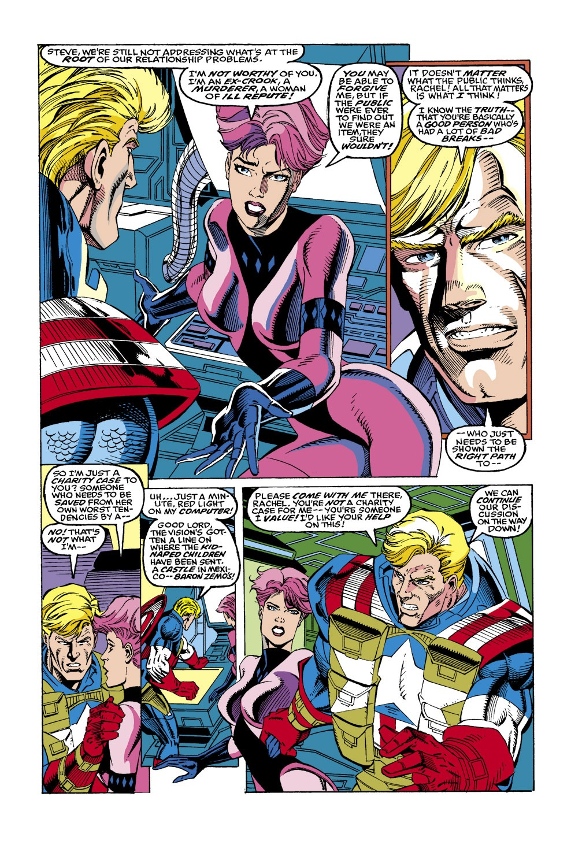 Captain America (1968) Issue #431 #381 - English 15
