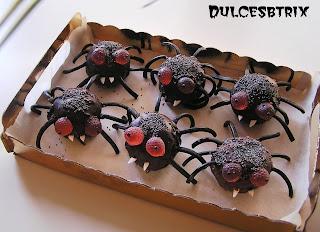 Arañas dulces