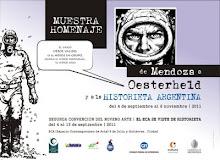 MUESTRA: HOMENAJE  DE MENDOZA A OESTERHELD Y A LA HISTORIETA ARGENTINA