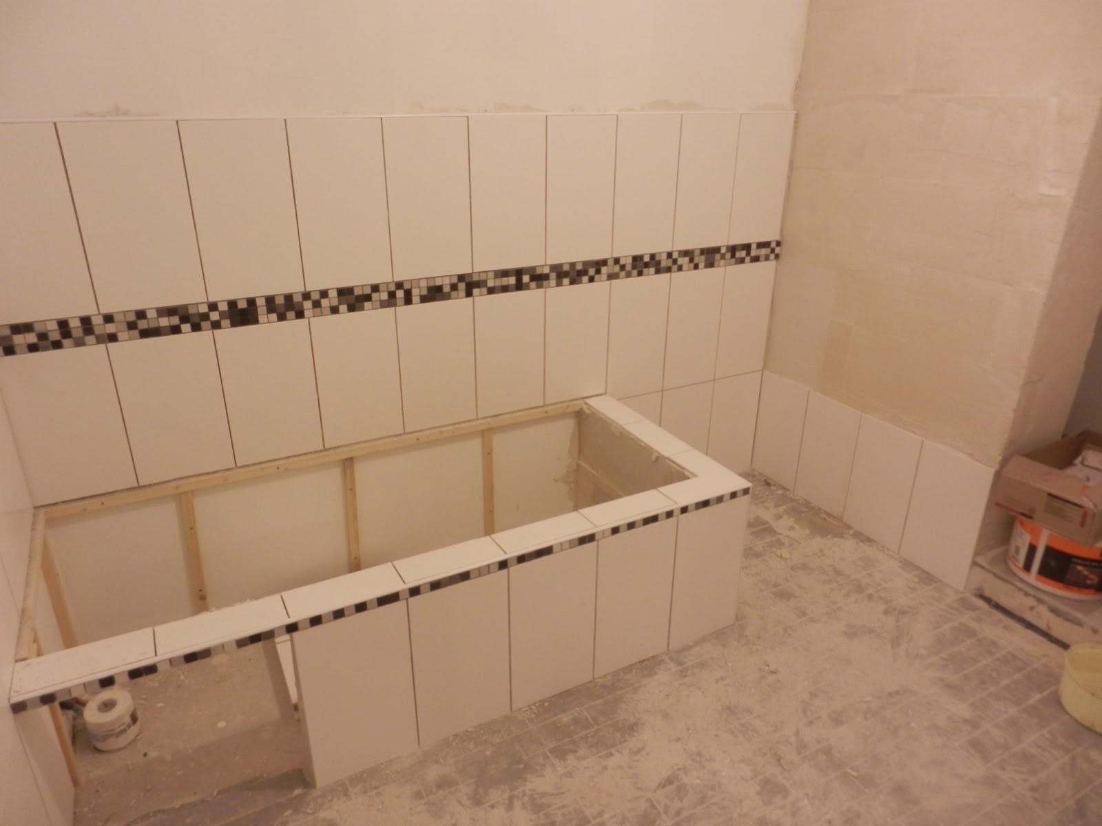 Notre projet maison janvier 2013 - Peinture hydrofuge douche ...