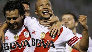 Sánchez, Carlos Sánchez, River Plate, River, Chapecoense,