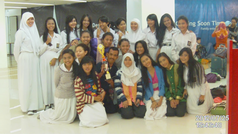 TARI SAMAN SMKN 20 JAKARTA