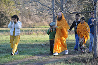 Hindu Family Camp at Kripaluji Maharaj's ashram in Austin, Texas