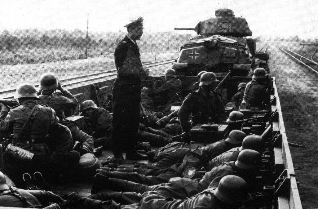 Segunda Guerra Mundial Resumida Y Completa + y + fotos!