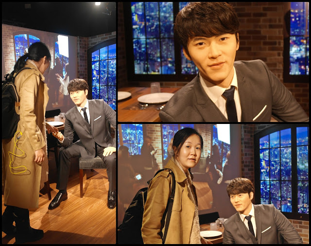Hyun Bin (현빈) asked me to join him for candle-lit dinner.  | www.meheartseoul.blogspot.sg