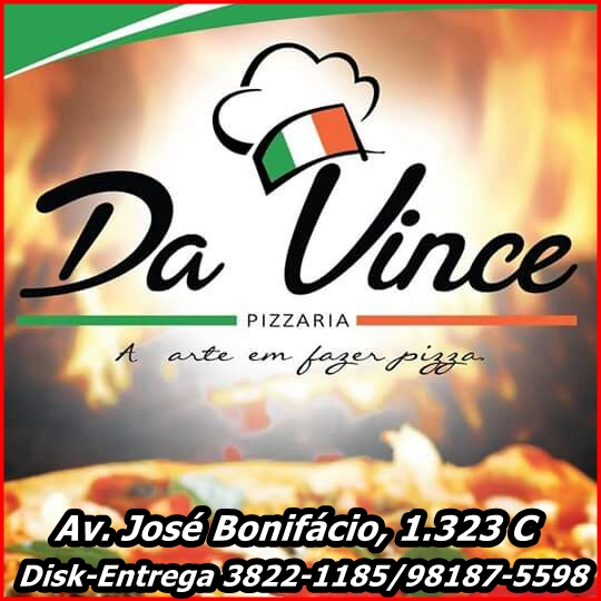 A MAIS NOVA PIZZARIA
