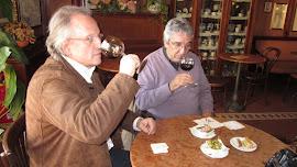 Degustant Montepulcianos