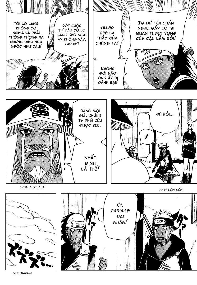 Naruto chap 419 Trang 11 - Mangak.info
