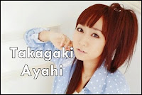 Takagaki Ayahi Blog
