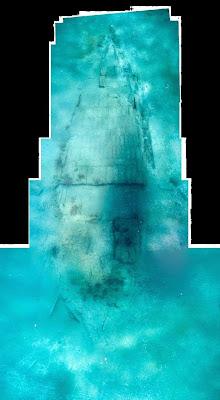 Kapal Karam Abad ke-17 Ditemukan Dekat Panama