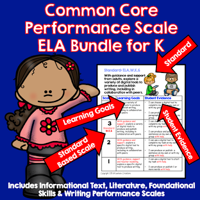 https://www.teacherspayteachers.com/Product/Marzano-Aligned-Common-Core-ELA-Growing-Bundle-Performance-Scales-Grade-K-2337371