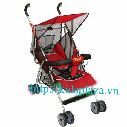 Xe đẩy du lịch BabyLove 106 giá rẻ.