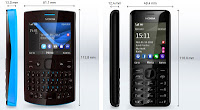 Nokia Asha 205 and the Nokia Asha 206
