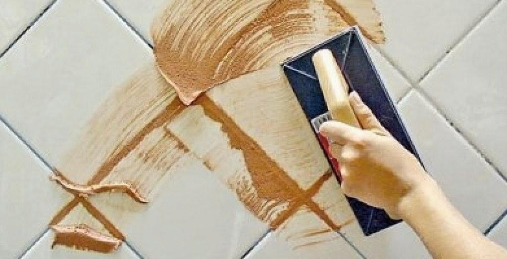 Un manitas por casa como renovar el color de las juntas - Como tapar azulejos para cambiar una cocina sin obras ...