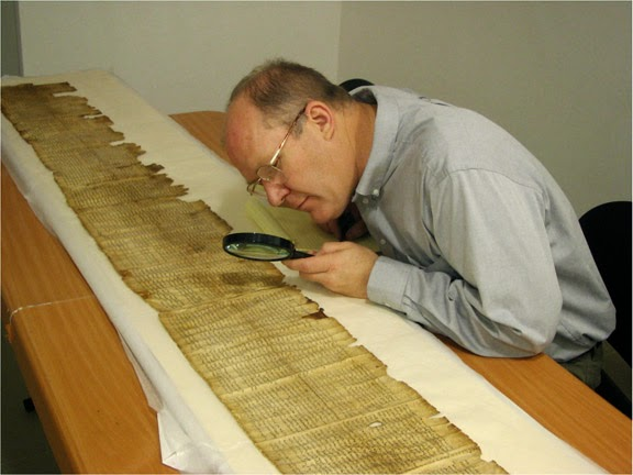 "The ""Original"" Bible and the Dead Sea Scrolls"