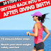 10 Steps to Getting Back Into Shape After Giving Birth - Free Kindle Non-Fiction