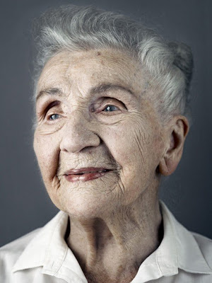 Happy at One Hundred By German Photographer Karsten Thormaehlen Seen On www.coolpicturegallery.us
