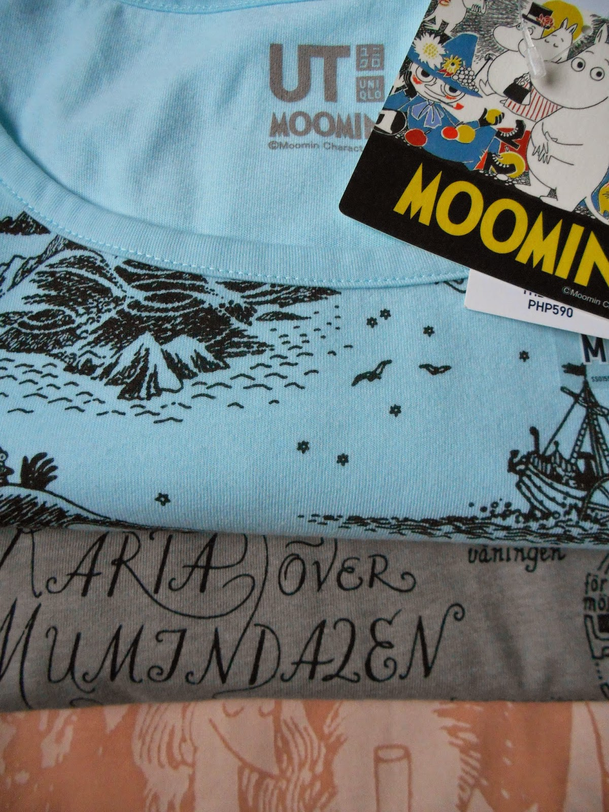 UNIQLO UT Moomin Women's Collection