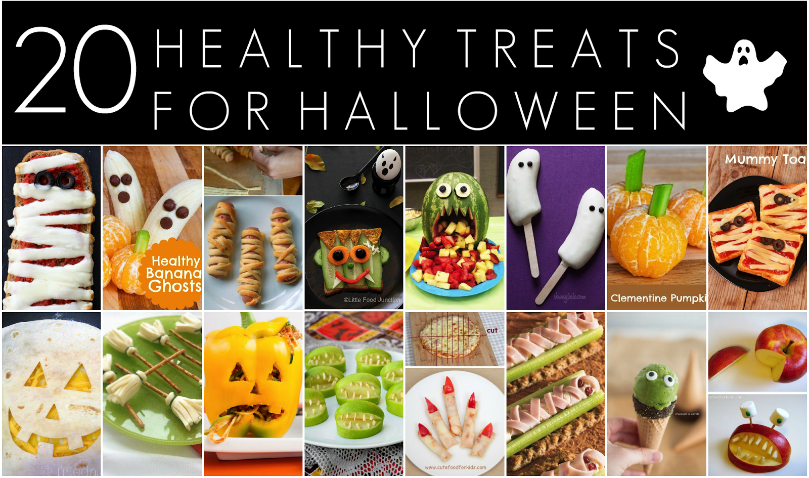 20 Healthy Healthy Treats For Kids