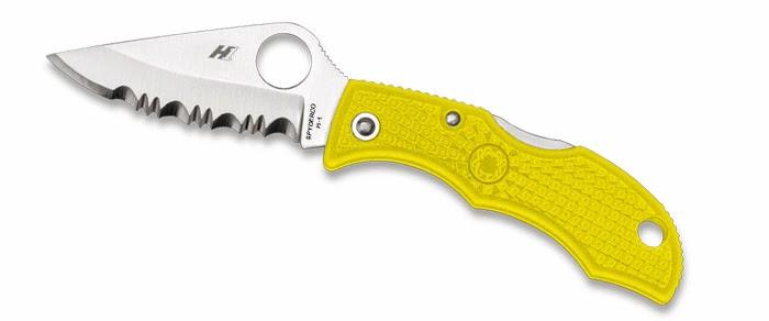 couteau de pêche