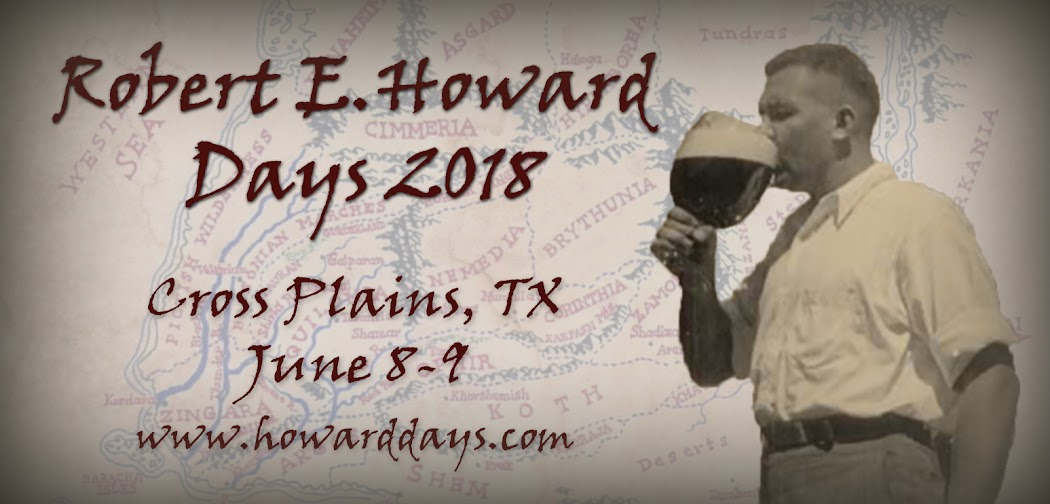Robert E. Howard Days