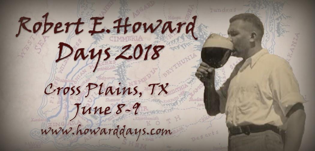 Robert E. Howard Days