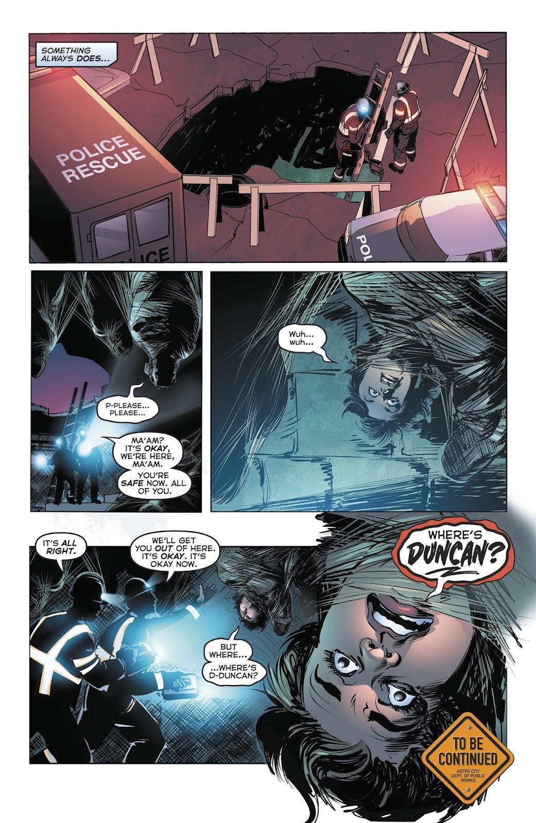 Read online Astro City comic -  Issue #50 - 25