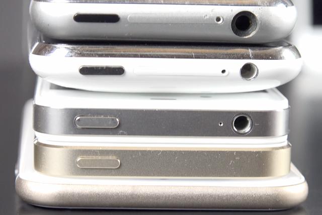 iPhone 6 模型比較影片