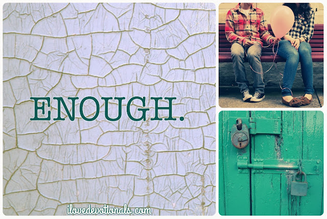 enough oneword365